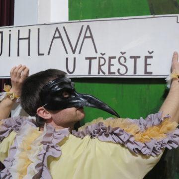 Pozvánka na Třešťské divadelní jaro 2020